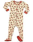 Leveret Baby Boys Girls Footed Sleeper Pajama