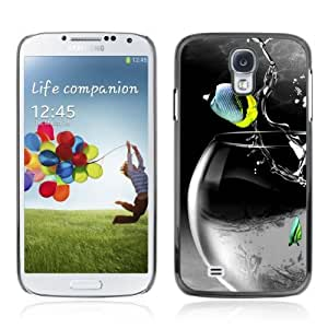 Designer Depo Hard Protection Case for Samsung Galaxy S4 / Cool Rocket Fish by icecream design