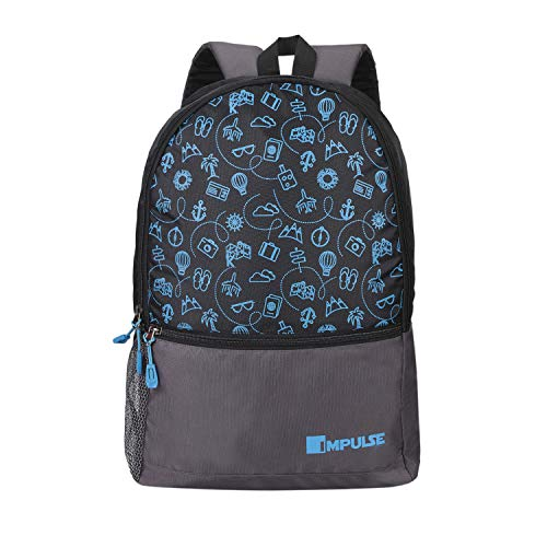 Impulse 30 Ltrs Blue Casual Backpack  Pathway 30 litres Blue