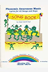Song Book: Phonemic Awareness Music, Lyrics for 42 Songs and Raps. by Janet Smith Post (2000-01-01) Spiral-bound Spiral-bound