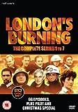 London's Burning (Complete Series 1-7) - 20-DVD Box Set ( London's Burning - Complete Series One to Seven ) ( London's Burning - Complete Series [ NON-USA FORMAT, PAL, Reg.2 Import - United Kingdom ]