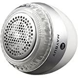 Maybuy Electric Fabric Shaver Lint Remover Rechargeable Sweater Pill Fabric Fuzz Remover for Furniture Defuzzer Clothes Bobbles Fleece Carpet Curtain Wool Blanket