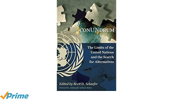 Amazon Conundrum The Limits Of The United Nations And The