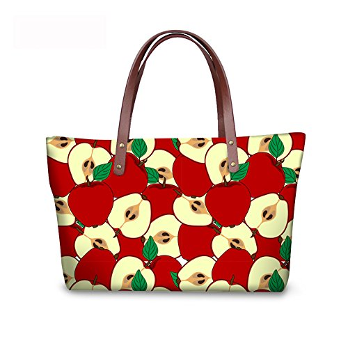 Tote Handbags Bages Vintage C8wc3922al FancyPrint Women Casual aCqq5w