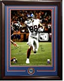 Evan Engram Signed 16x20 Photo Framed Giants Coin Rookie Rare Ins - JSA Authentic