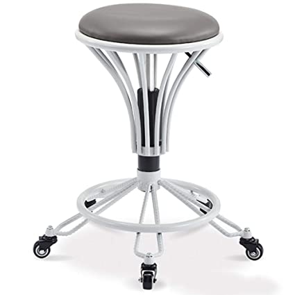 Nice Beauty Stool Lift Rotating Back Chair Barber Chair Retro Pulley Stool Master Chair Home Makeup Stool Salon Furniture Furniture
