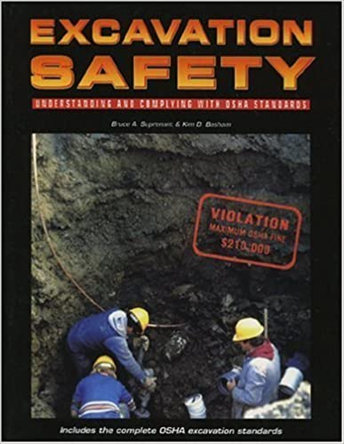 Book Excavation Safety by Bruce A Suprenant (1993-02-01)