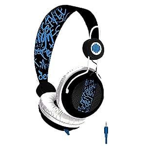 "B-Move BM-AUB02 auricular con micrófono - Auriculares con micrófono (iPhone, Blackberry, Alámbrico, 3.5 mm (1/8 ""), Circumaural, 50 - 16000 Hz, Binaurale)"