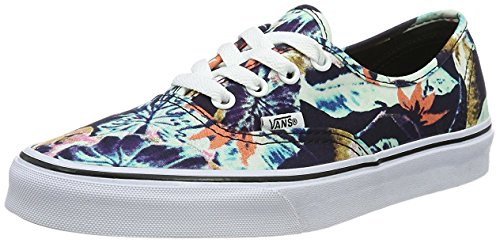 Sneaker Basse Donna Multicolore Authentic Vans 5qCB8P7w
