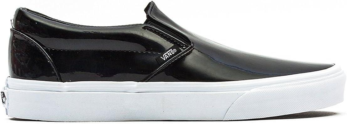 Vans Unisex Classic Slip-On Patent