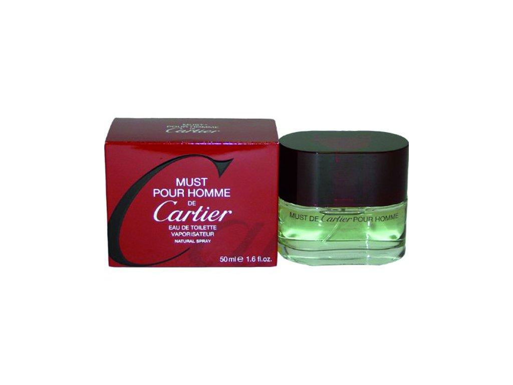 Cartier Eau 50 Must Men's Toilette Ml De Vapo Homme Pour Of yIfvYgb6m7