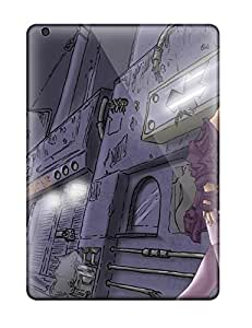 Ipad Air Ghost In The Shell Print High Quality Tpu Gel Frame Case Cover