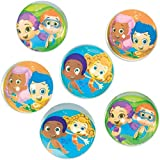 Bubble Guppies Bounce Balls (6) by Amscan