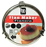 Flan Mold Stainless Steel 1 qt Capacity Aprox. 6