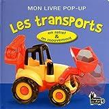 MON LIVRE POP-UP LES TRANSPORT