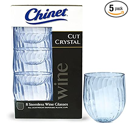 Review Chinet Cut Crystal 15oz