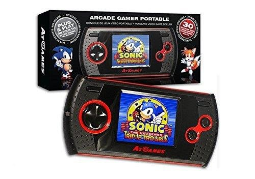 Sega Master System Consola Retro Master Arcade Gamer Portatil 30