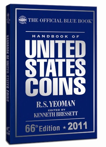 Download 2011 Hand Book of United States Coins: The Official Blue Book (Hardcover) ebook