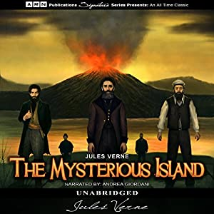 The Mysterious Island Audiobook