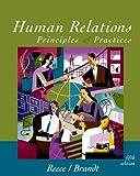 Human Relations, Barry L. Reece and Rhonda Brandt, 0618214356