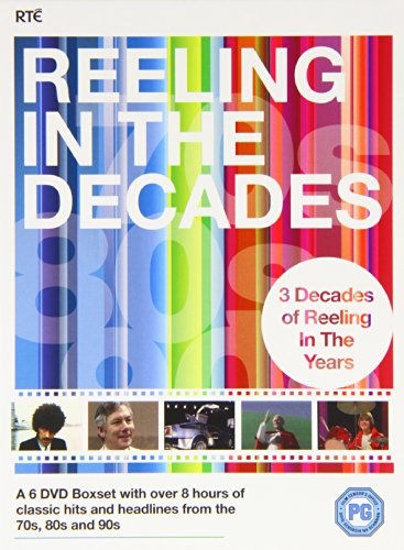 Reeling in the Decades 6DVD Set. Reeling in the 70s, 80s & 90s in Ireland by