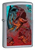 Zippo Fish Pocket Lighter (Multi, 5 1/2 x 3 1/2 cm)