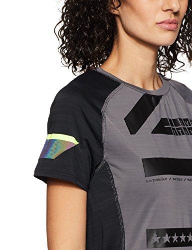 Camiseta Mujer Osr Reebok Gris Para Tee ashgry Activchill pn1pRxwWC