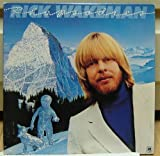 Double LP : Rhapsodies by Rick Wakeman , Recorded in Switzerland