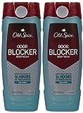 Old Spice Odor Blocker Body Wash - Deo Sport - 16 oz