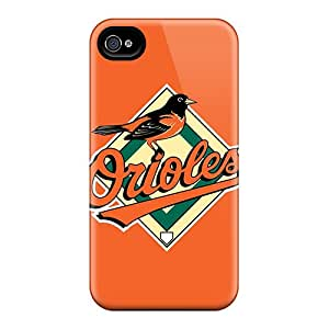 Top Quality Protection Baltimore Orioles Case Cover For Iphone 4/4s