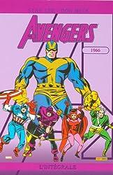 The Avengers : L'intégrale : 1966