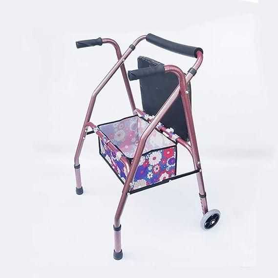 Teng Peng Walker Ancianos discapacitados de la Carretilla Caminar ...
