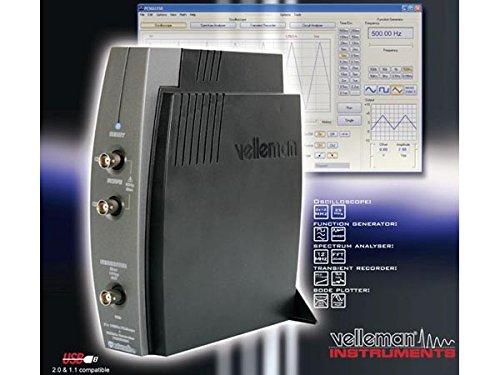 Velleman USB-PC SCOPE + GENERATOR (2CH.)