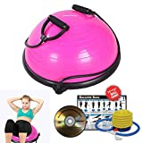 RitFit Premium Balance Ball Trainer with Resistance Bands