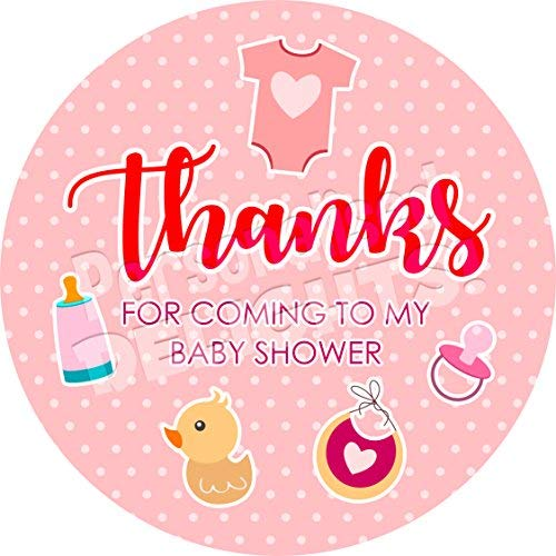 hiusan Baby Shower Girl Toys Sticker Lables Christmas Address Labels Envelop Seals Party Favor Tags Lable