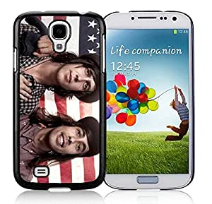 Vic Fuentes And Kellin Quinn Black Samsung Galaxy S4 Cellphone Case DIY and Durable Cover