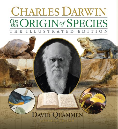 On the Origin of Species: The Illustrated Edition (Darwin Illustrated)