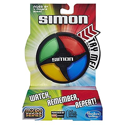 Hasbro Gaming Simon Micro Series Game