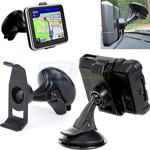 Car Windshield Suction Mount Bracket Holder For Garmin Nuvi Gps 200 205 260 255W