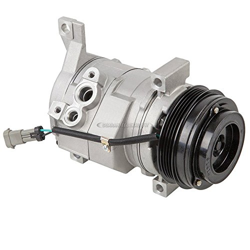 Brand New AC Compressor & A/C Clutch For Chevy GMC Cadillac And (Hd A/c Compressor Clutch)