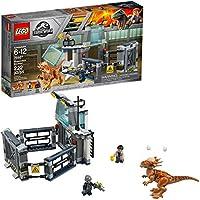 LEGO Jurassic World Stygimoloch Breakout 75927 Building...