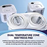 Queen ChiliPad Cube - Dual Zone - Heating and