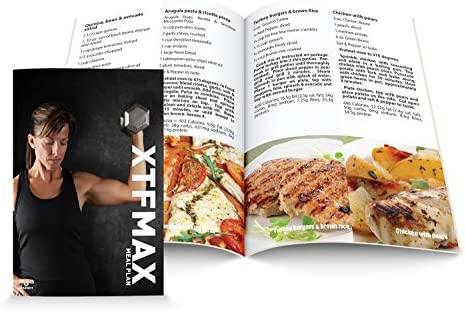 XTFMAX: 90 Day DVD Workout Program with 12 Exercise Videos + Training Calendar & Fitness Guide and Nutrition Plan 3