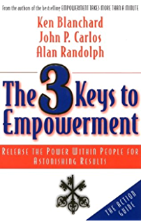 Amazon empowerment takes more than a minute ebook ken the 3 keys to empowerment release the power within people for astonishing results fandeluxe Gallery