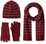 Hat, Texting Glove and Scarf Gift Box Set