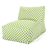 Majestic Home Goods Sage Bamboo Bean Bag Chair Lounger