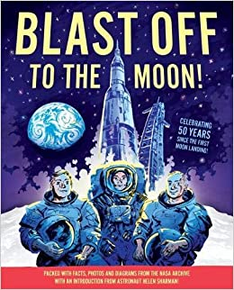 Image result for blast off to the moon uclan