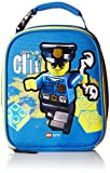 LEGO Kids' City Police Lunch Backpack, Blue, One Size