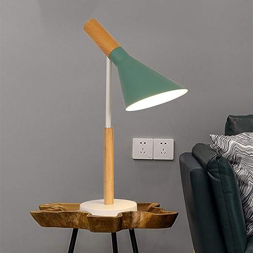 Lámpara de escritorio para niños, Industrial Lámpara de mesa de ...