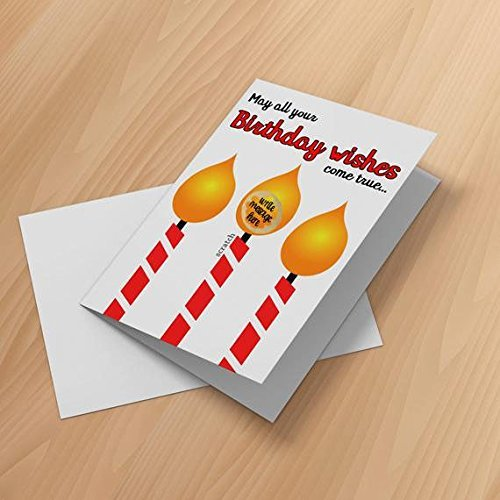 Amazon Naughty Birthday Cards For Him Or Her Handmade